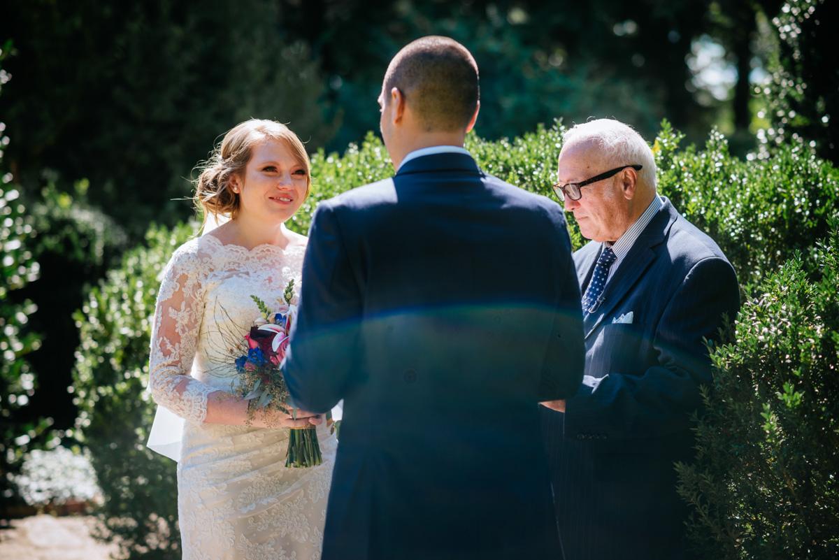 craik patton house wedding ceremony charleston west virginia
