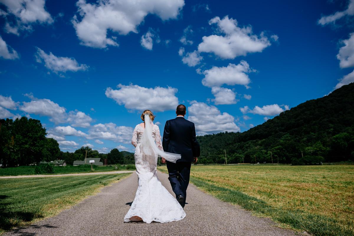 bride groom portrait jq dickinson saltworks wedding charleston wv