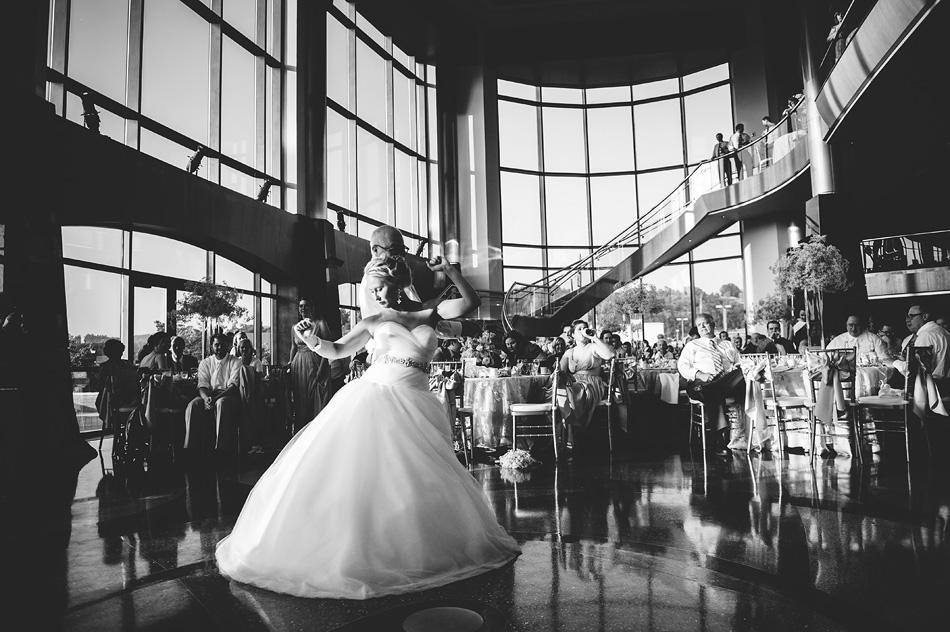 Sunrise museum charleston wv wedding