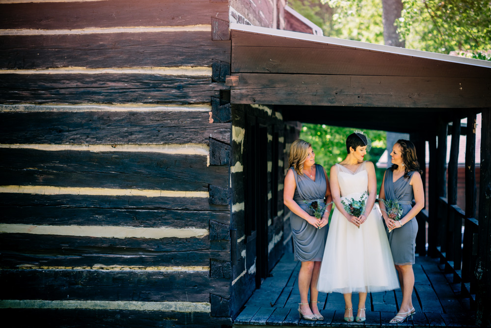 bridesmaid portrait camp muffly morgantown wv