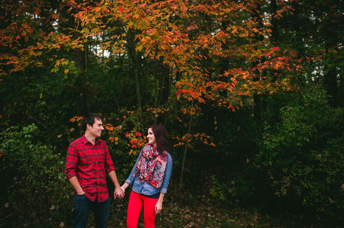 engagement photos in appalachia west virginia portraits