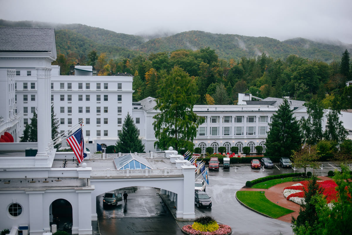 greenbrier resort wv wedding