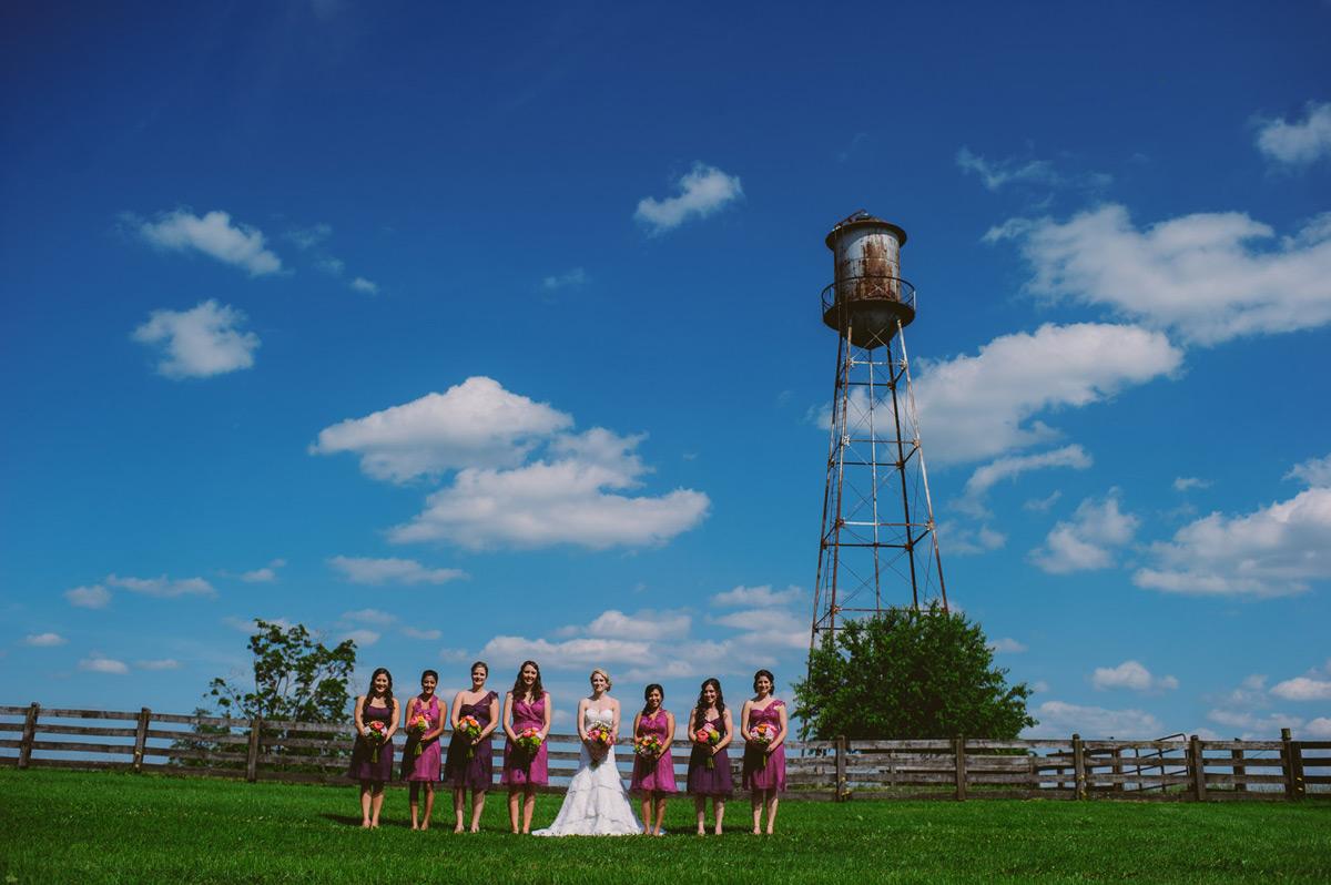 swift level farm lewisburg wedding