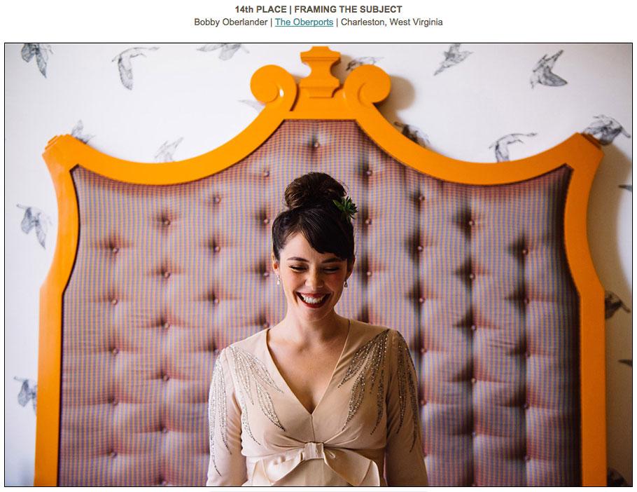 best wv wedding photographers ISPWP framing the subject
