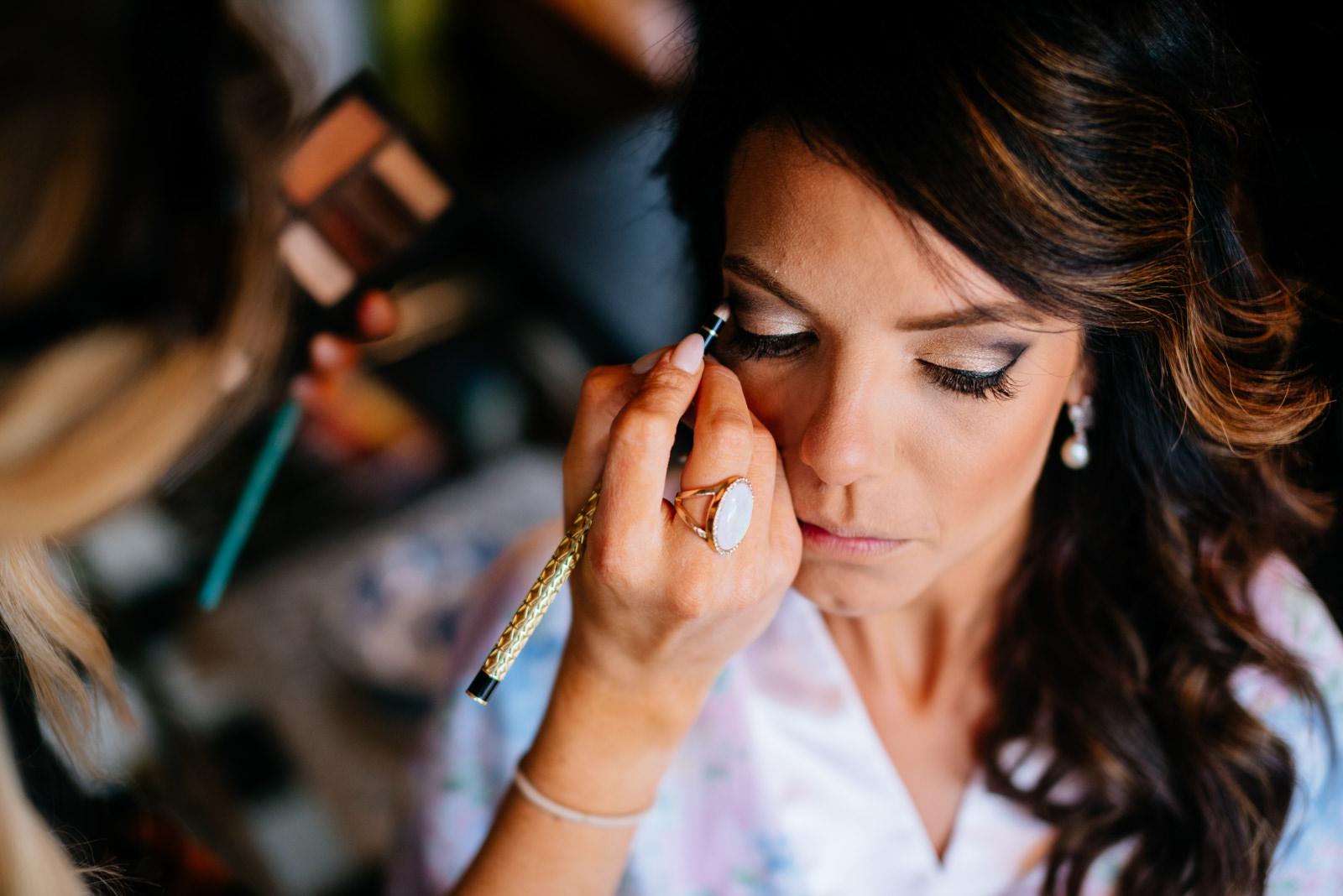 bride makeup lafayette flats fayetteville wv