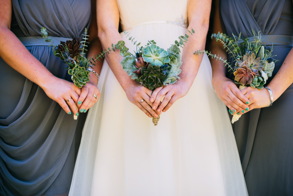 cute little bouquets wv wedding