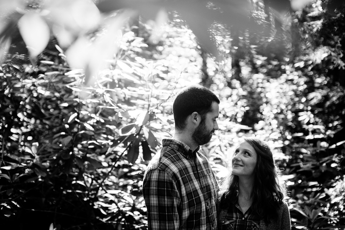 endless wall fayetteville wv engagement photos