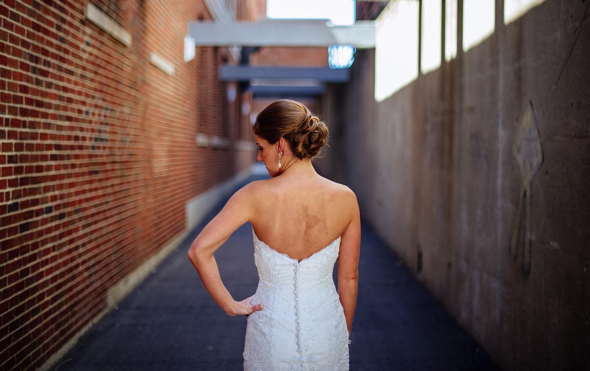morgantown wv wedding photographers bridal portrait