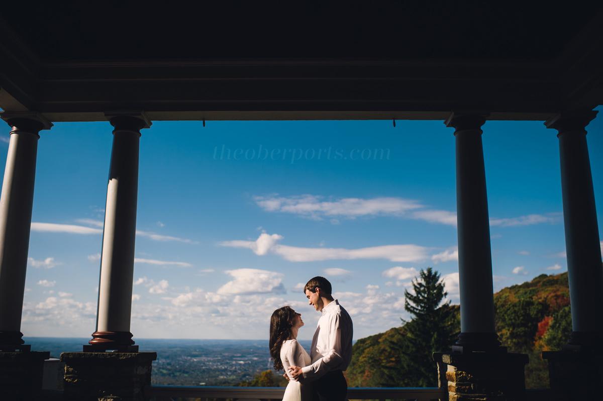 wedding photos at the summit inn farmington pa