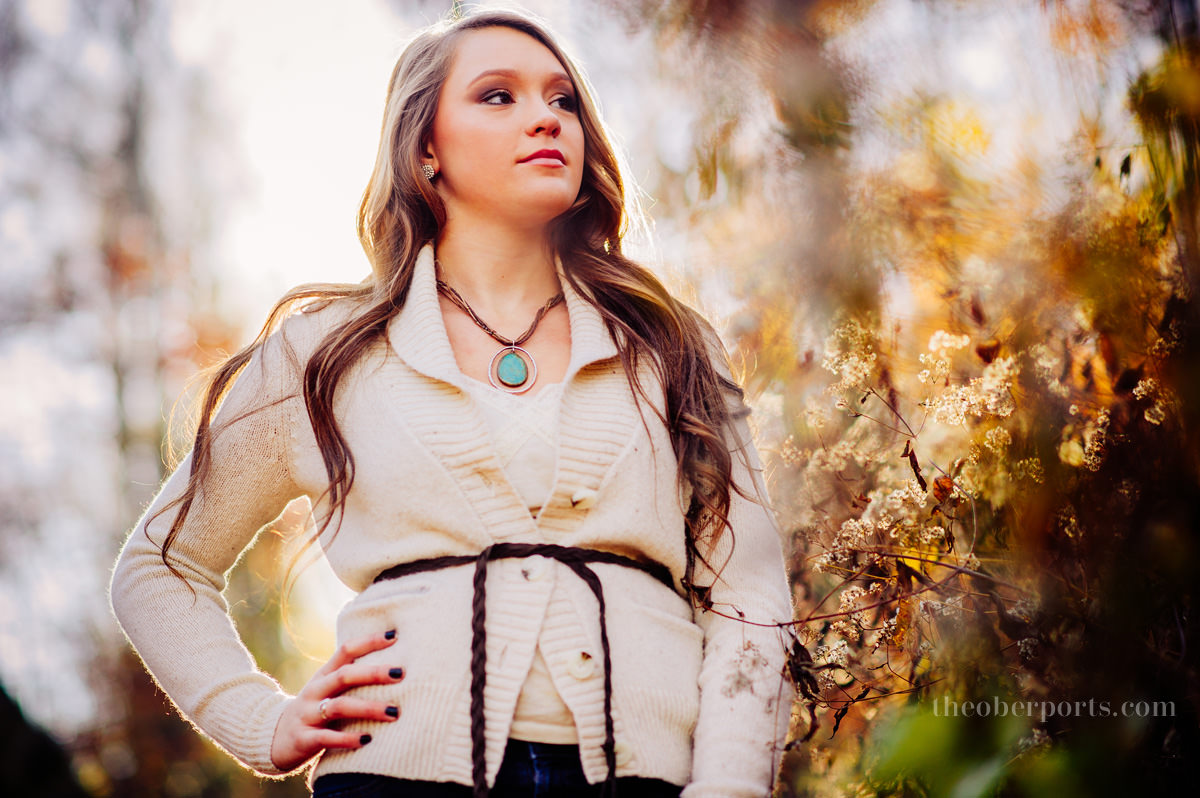 west virginia senior portraits