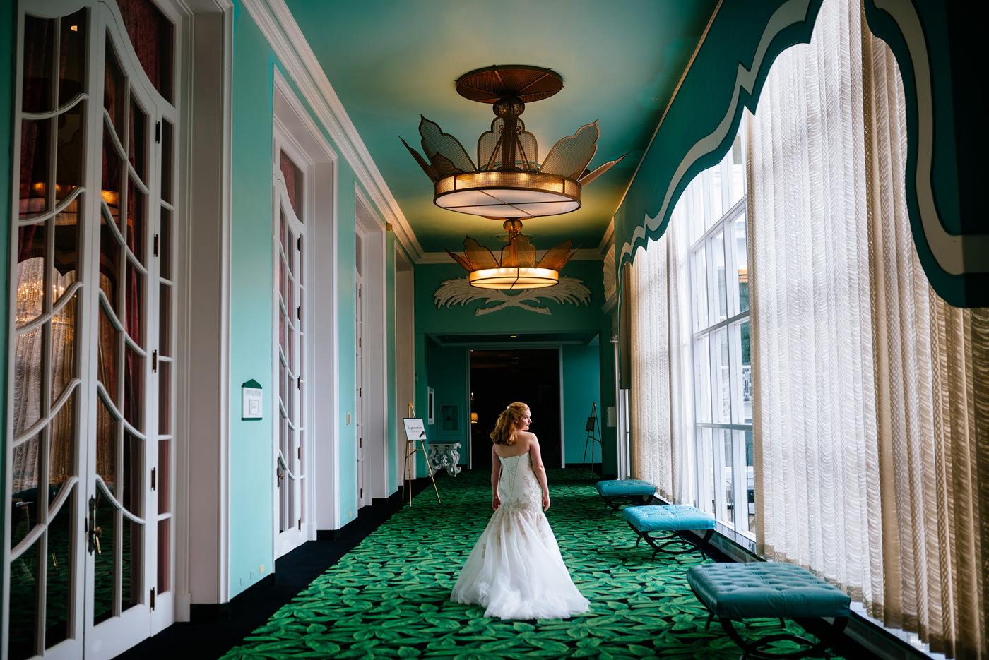 wv weddings greenbrier resort wedding bride