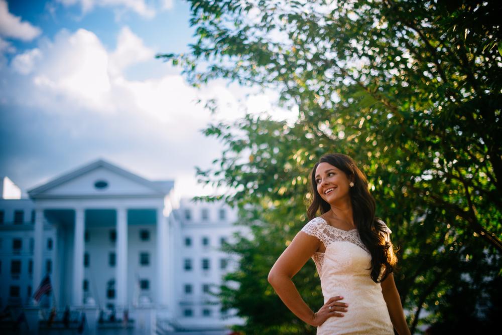 americas resort the greenbrier bride