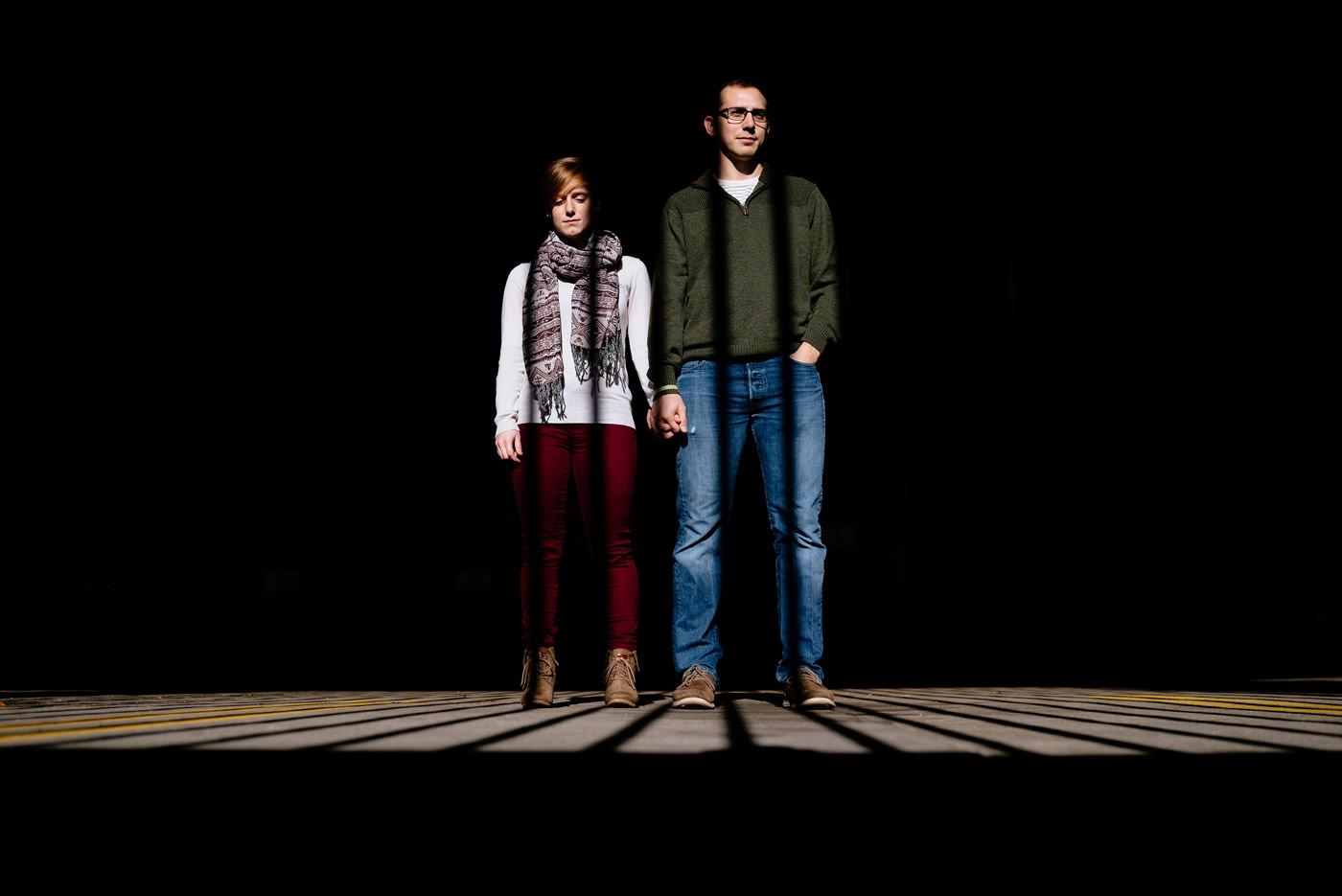 charleston wv couples portraits