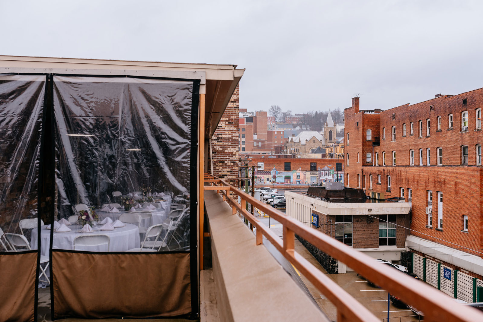 chestnut hotel rooftop