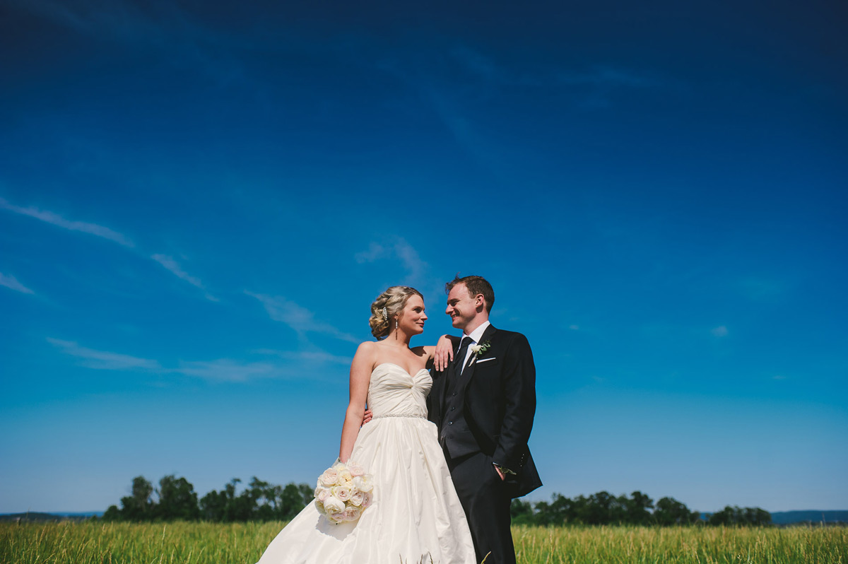 morgantown outdoor wedding portraits