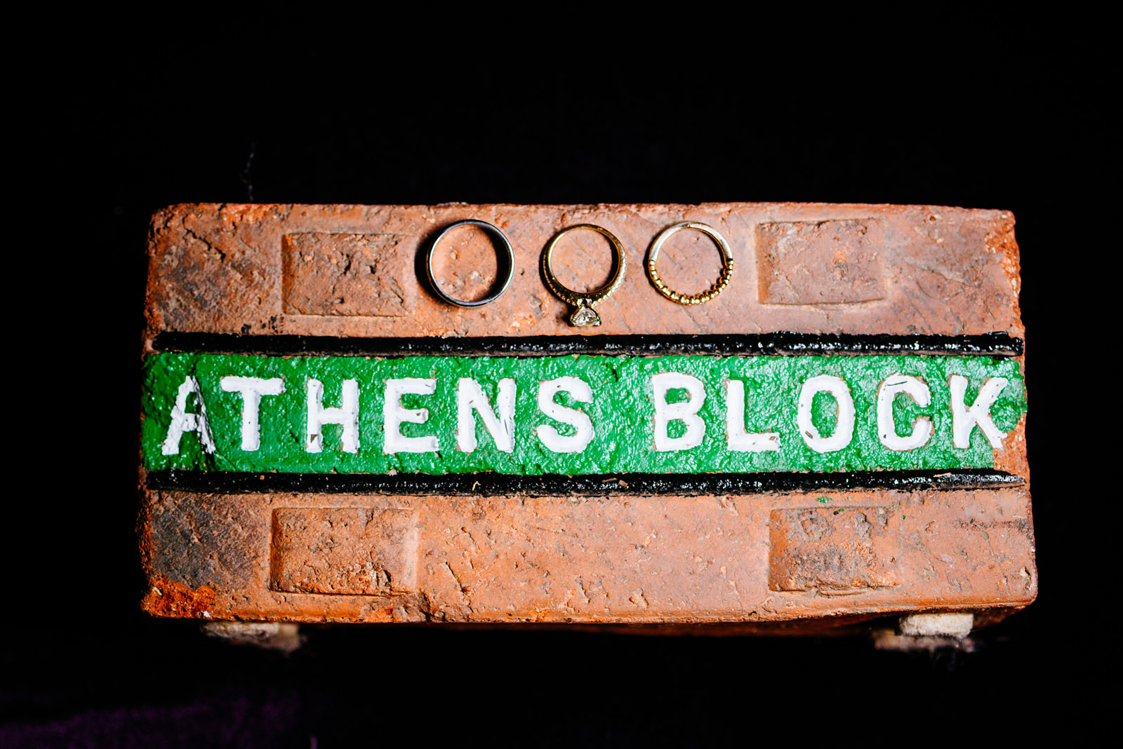 athens block ring shot