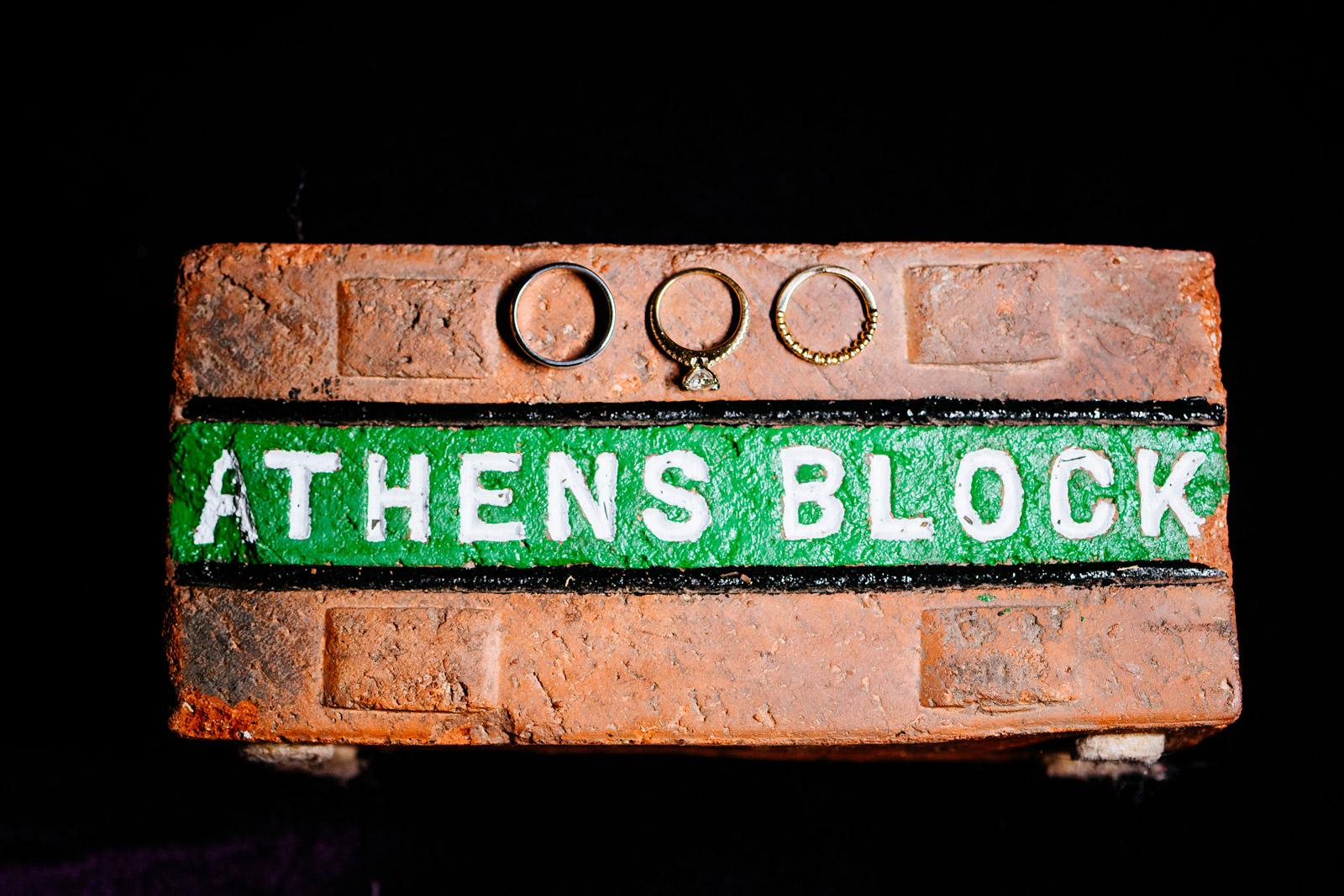 athens block ring shot