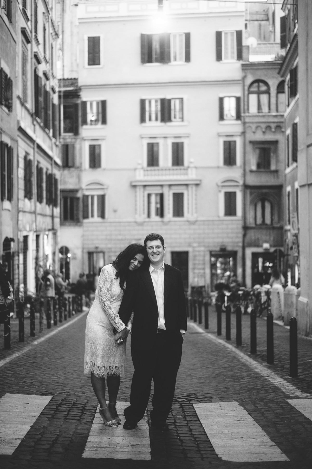 destination wedding photography rome