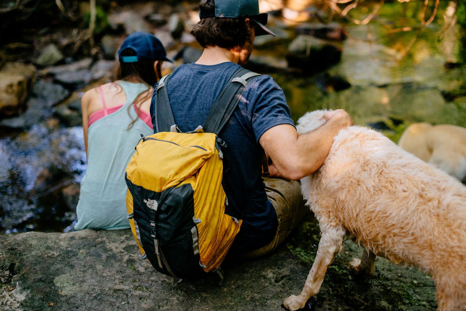 fayetteville wv hiking enagement