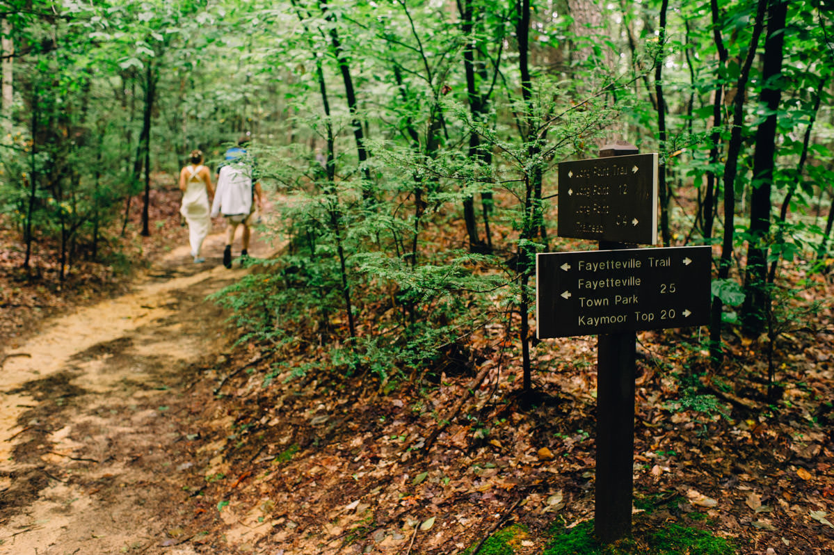 long point trail fayetteville wv elopement