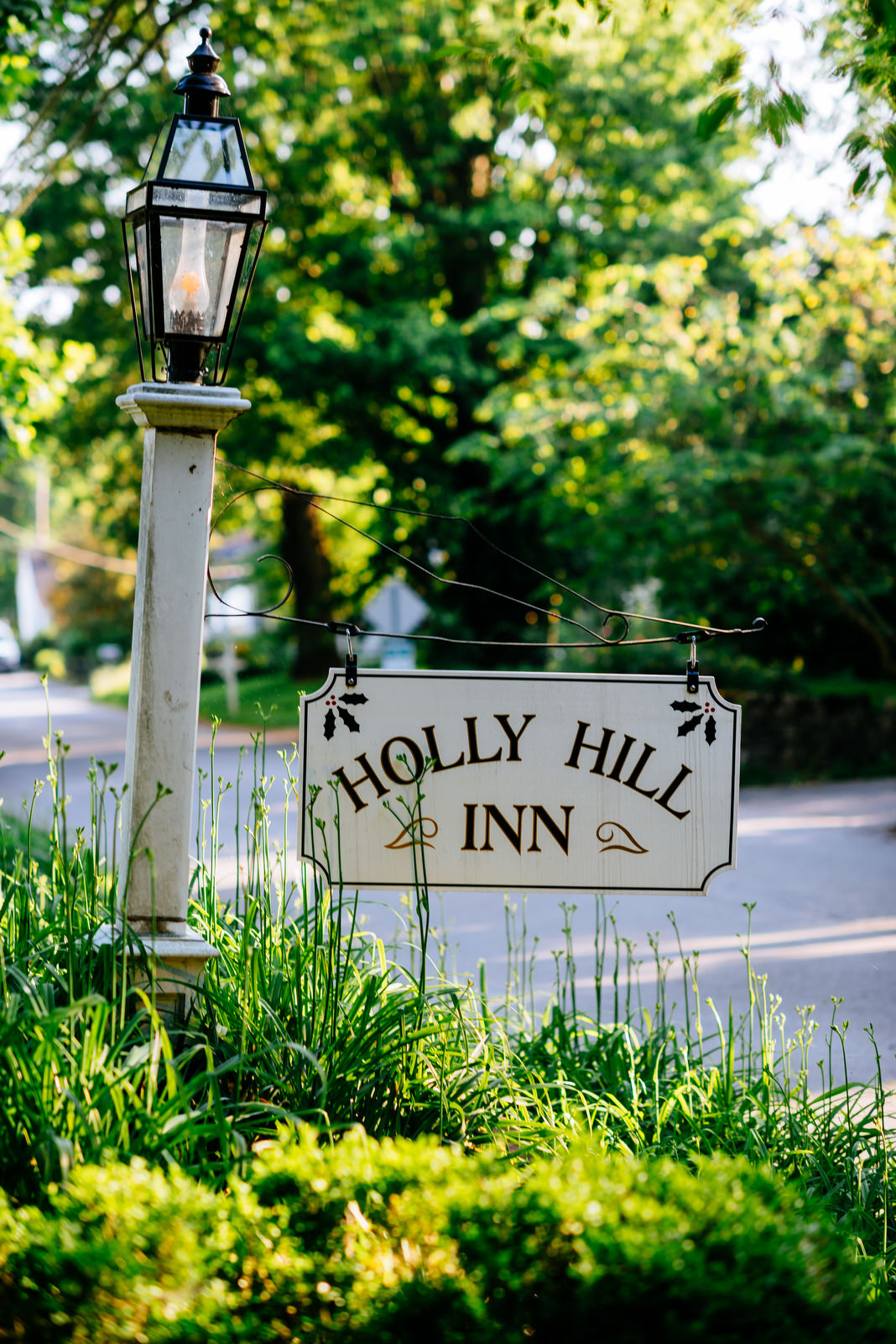 holly hill inn wedding lexington kentucky