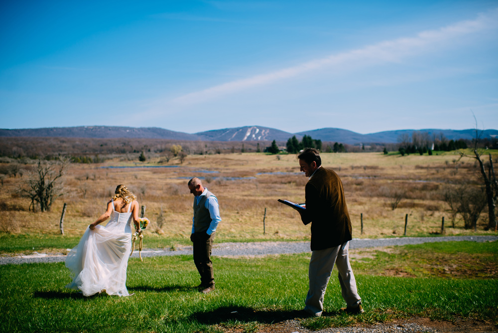 black bear lodge elopement canaan valley west virginia