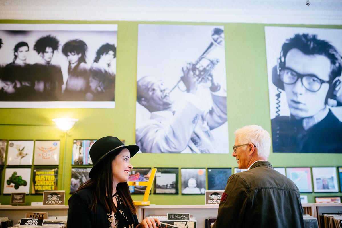 charleston wv engagement sessions sullivans records