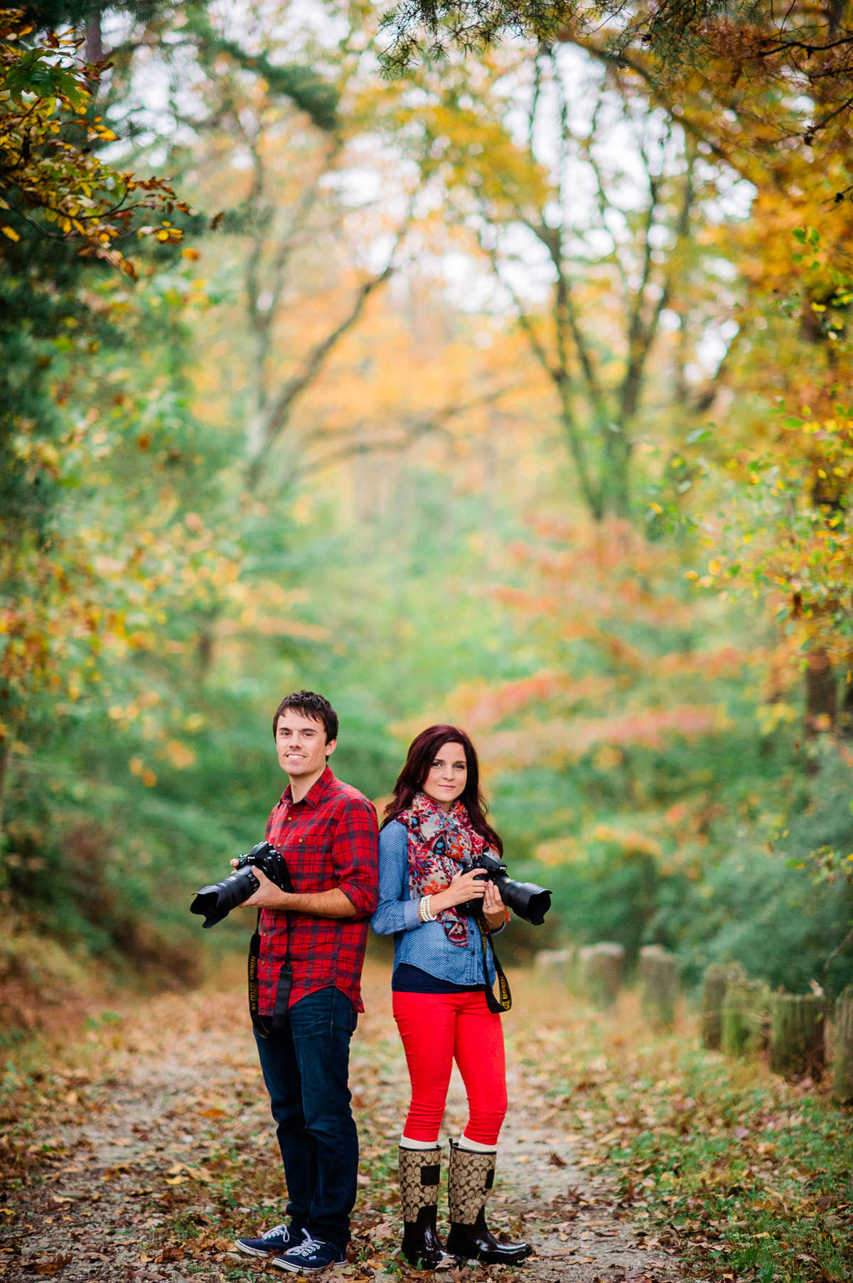 photos of husband and wife photography business