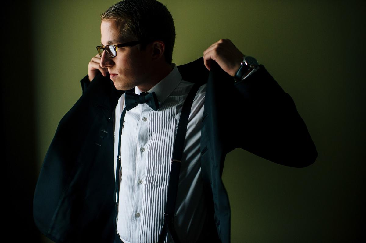 best dressed groom