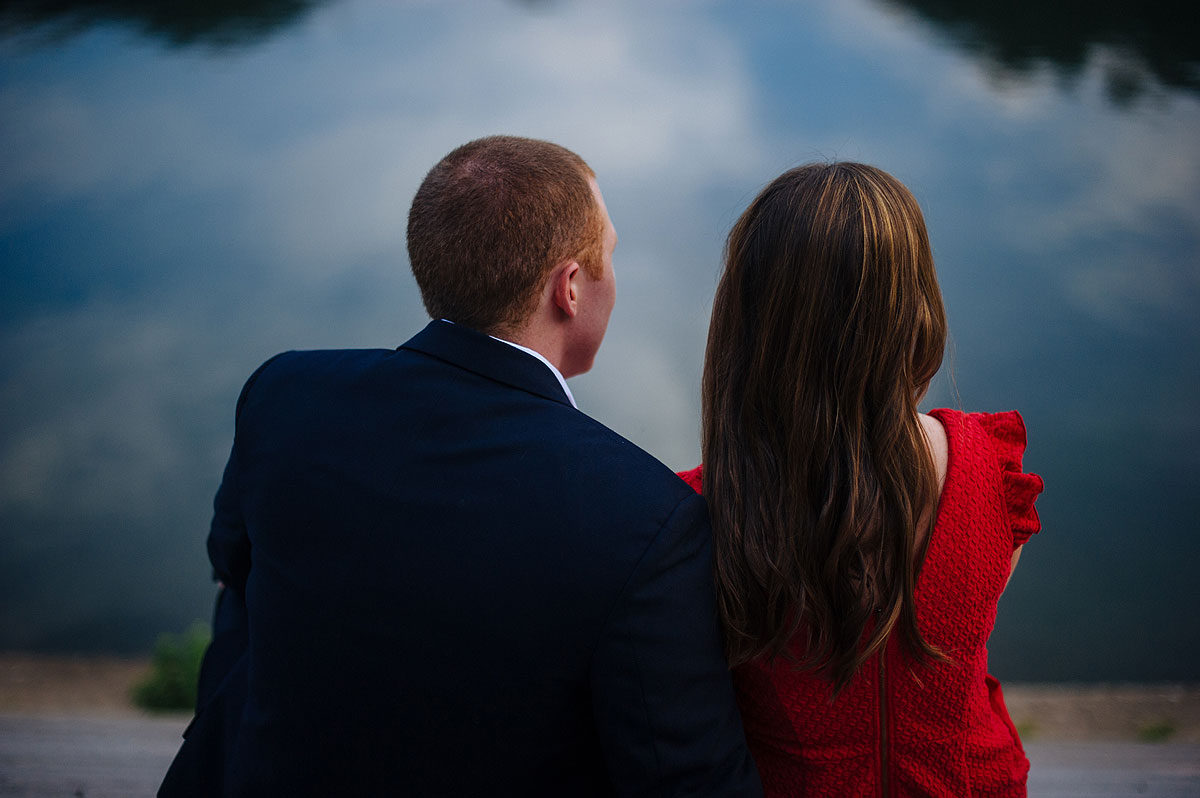 moody charleston wv engagement photography