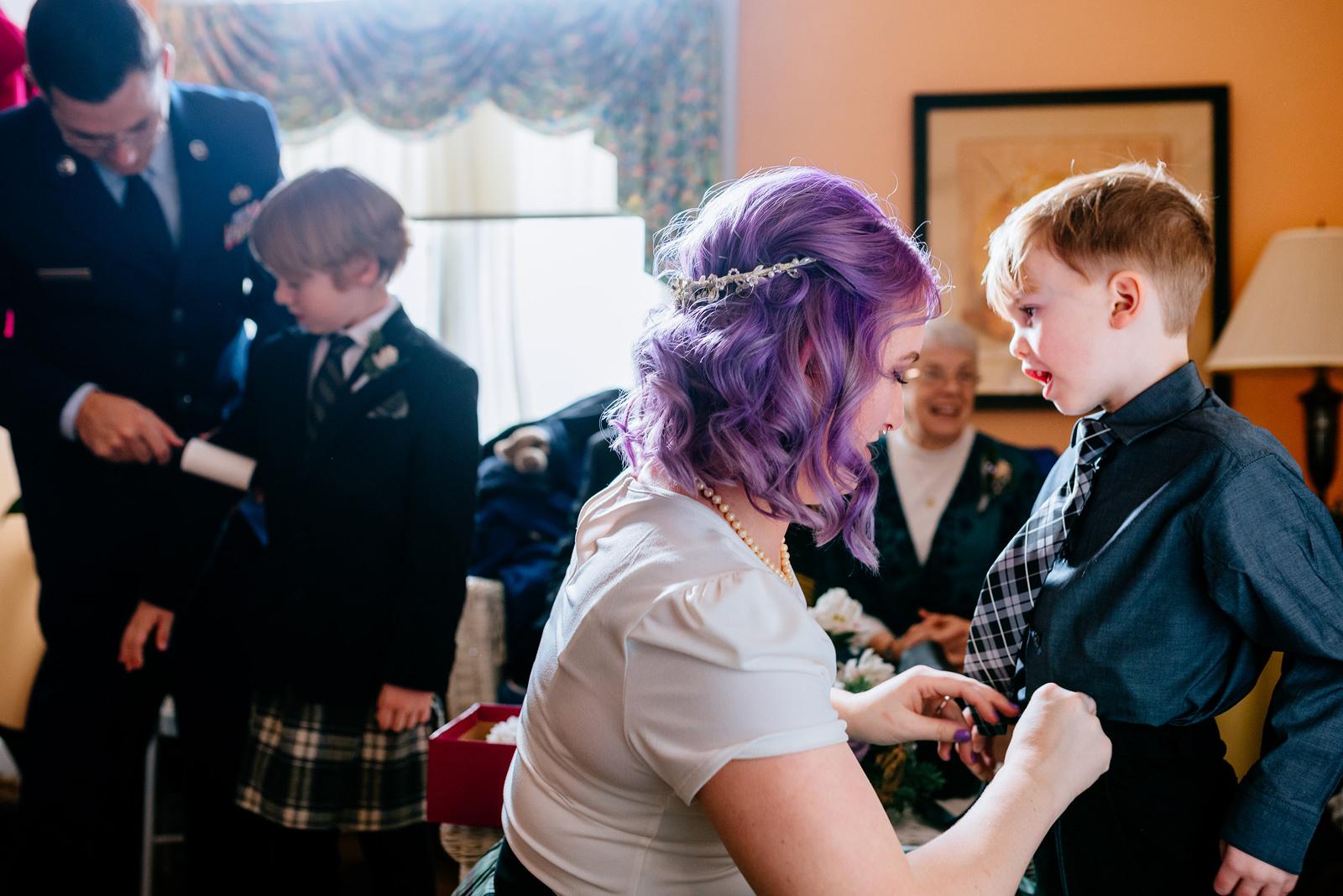 007b charleston wv womans club wedding