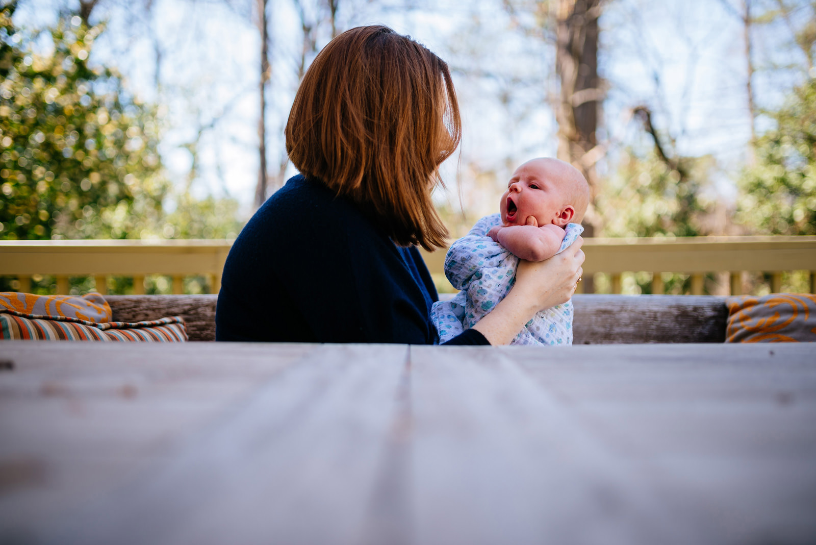 documentary newborn session charleston west virginia