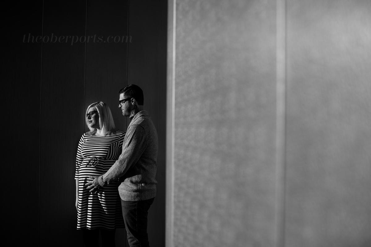 editorial maternity photos