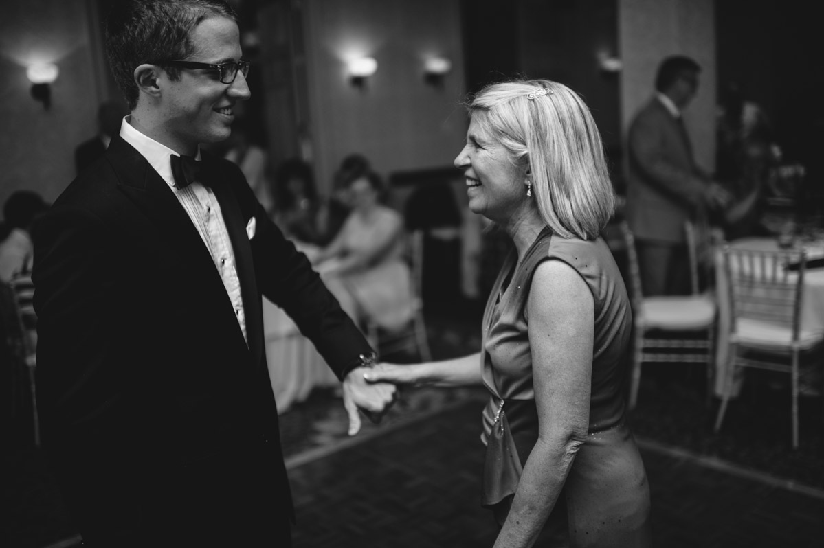 best mother son dance photos