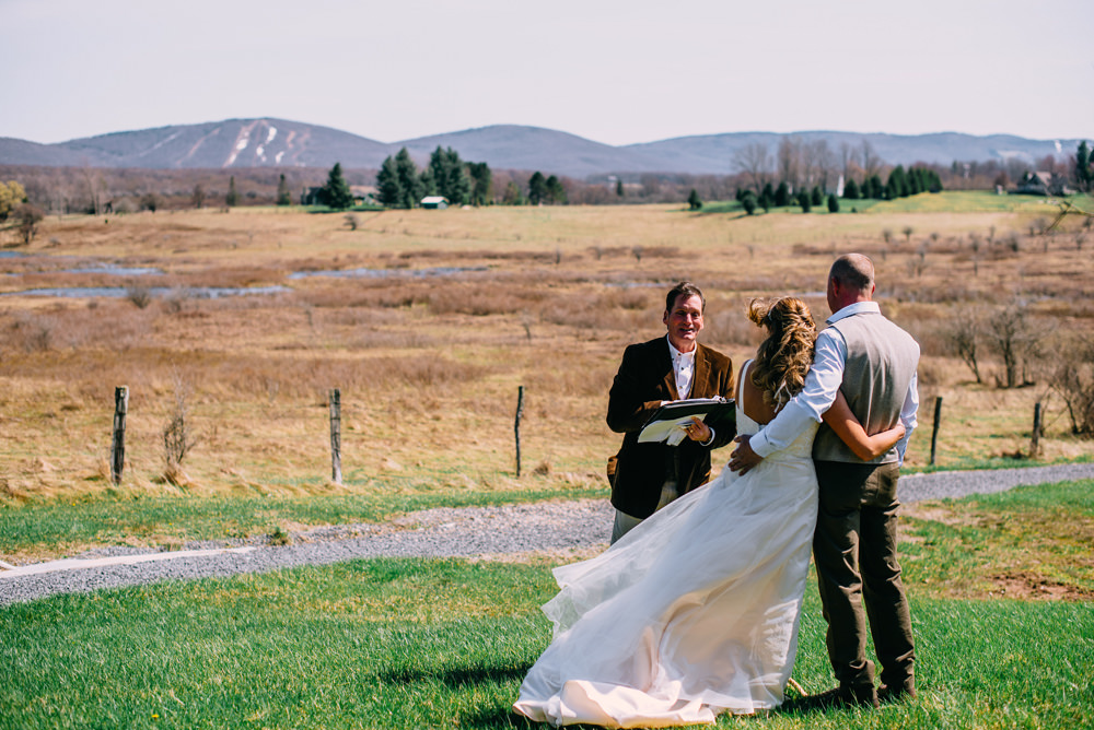 black bear resort canaan valley wedding elopement