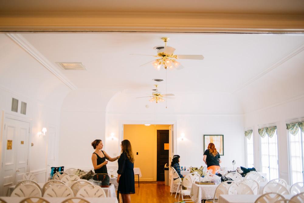charleston west virginia wedding venues the womans club