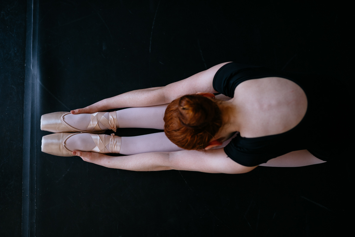 dance portraits ballerina 2