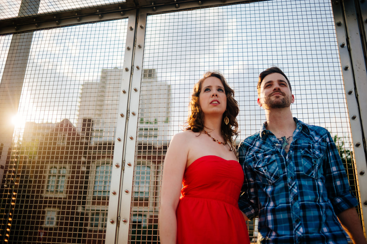 nyc manhattan engagement photos east river esplanade bobby wagner walk