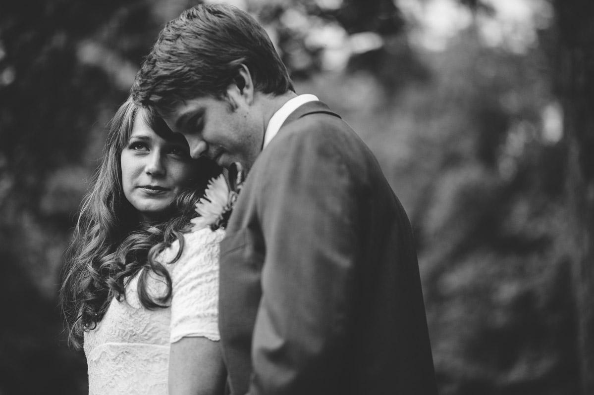 romantic wedding photo charleston wv