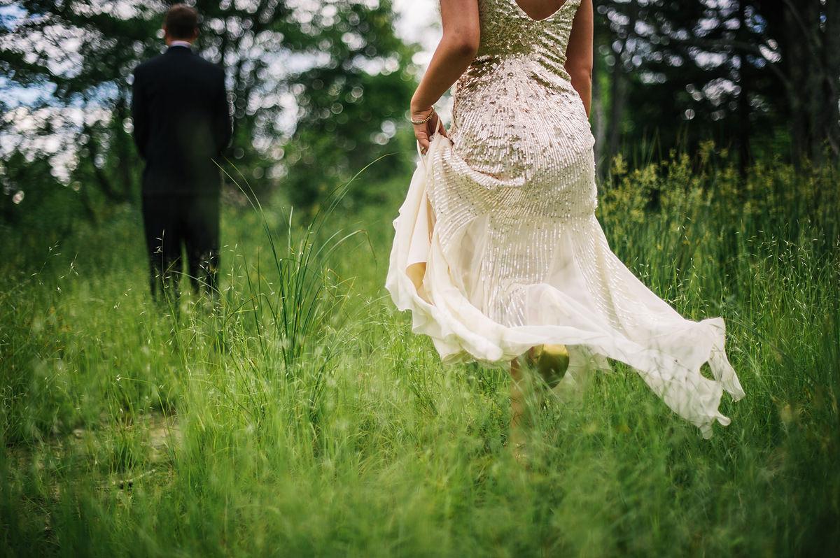 blackwaterfalls wedding firstlook