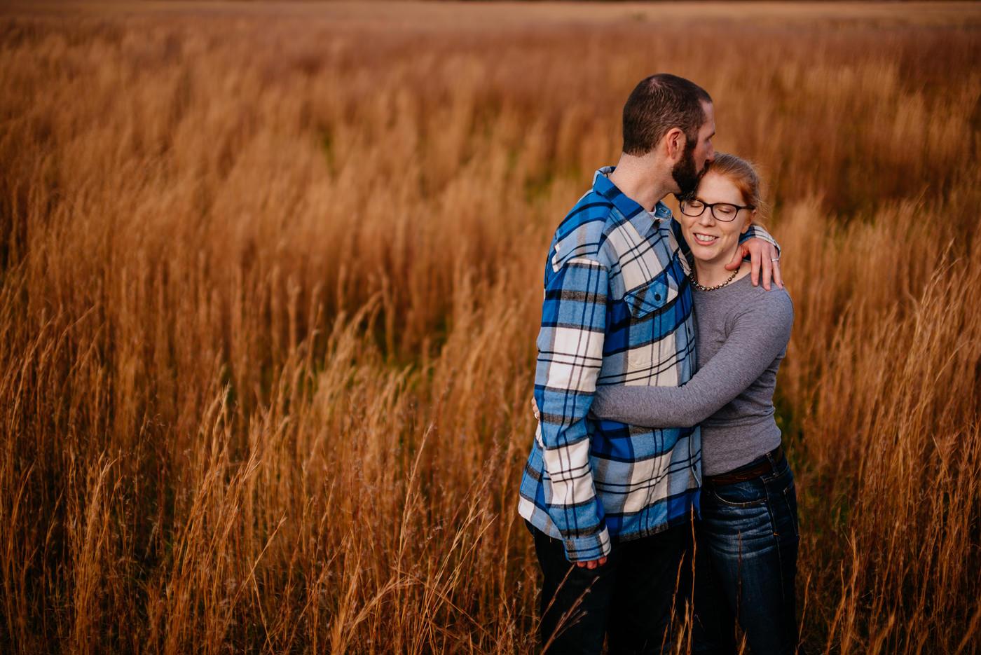 amber fields couples engagement portraits