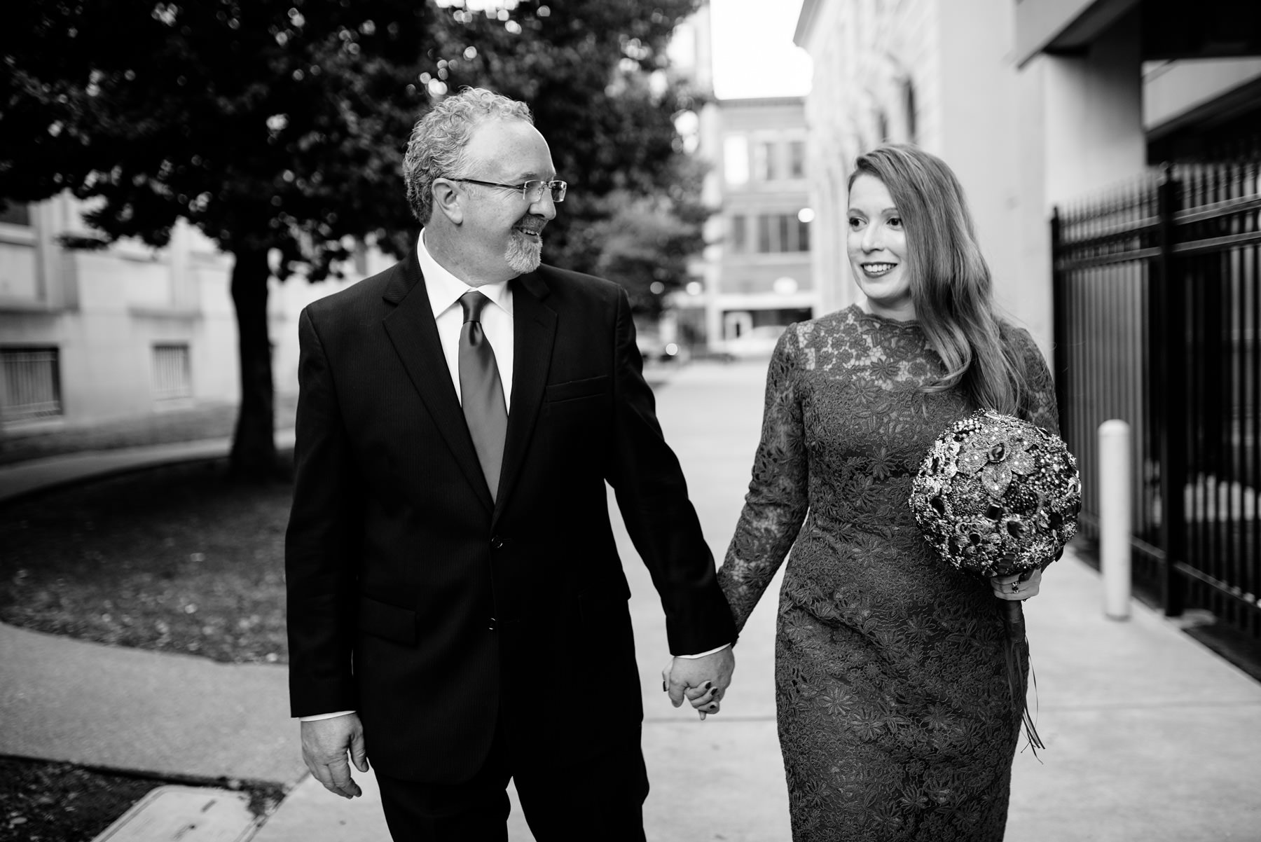 charleston wv wedding portraits