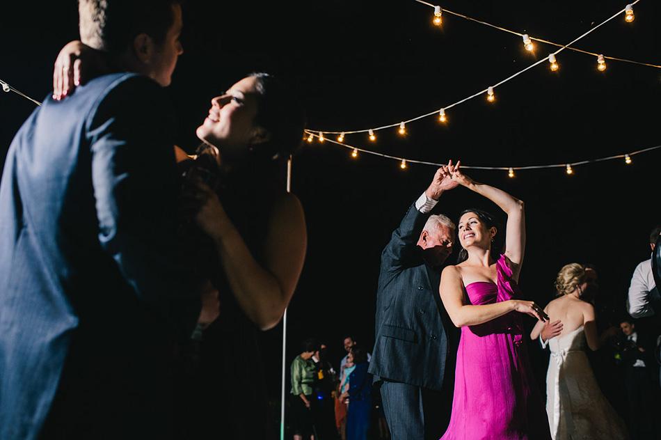 wedding reception dancefloor photo