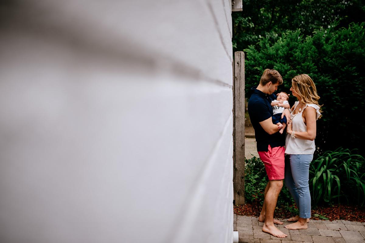 boston documentary newborn photos