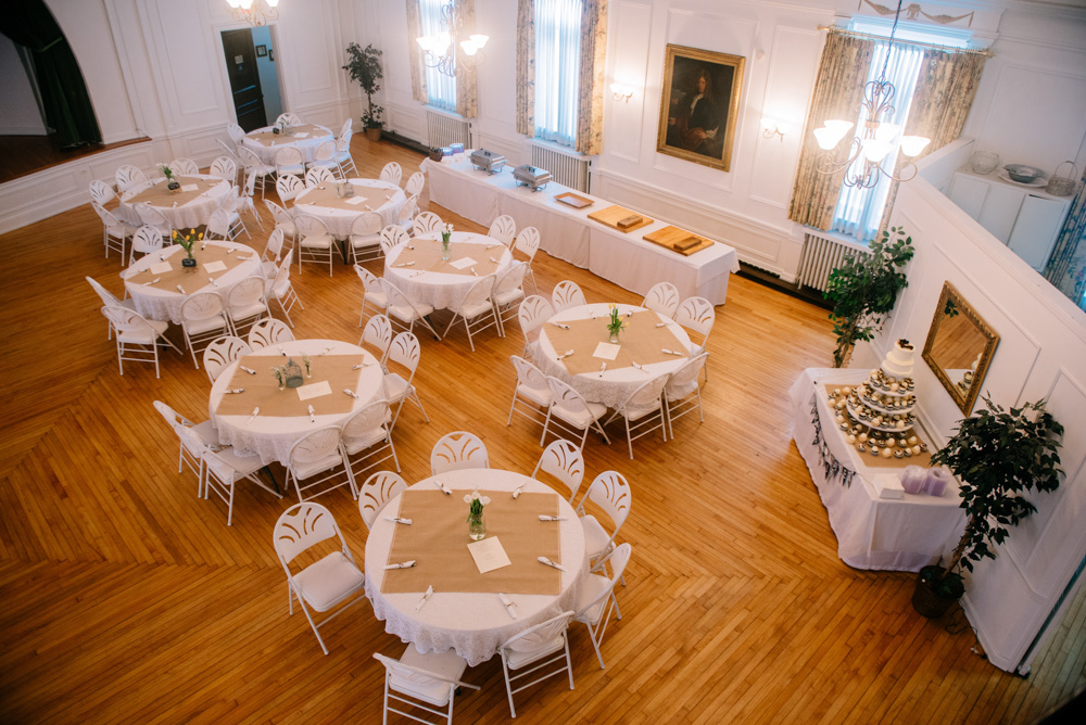 charleston west virginia womens club venue