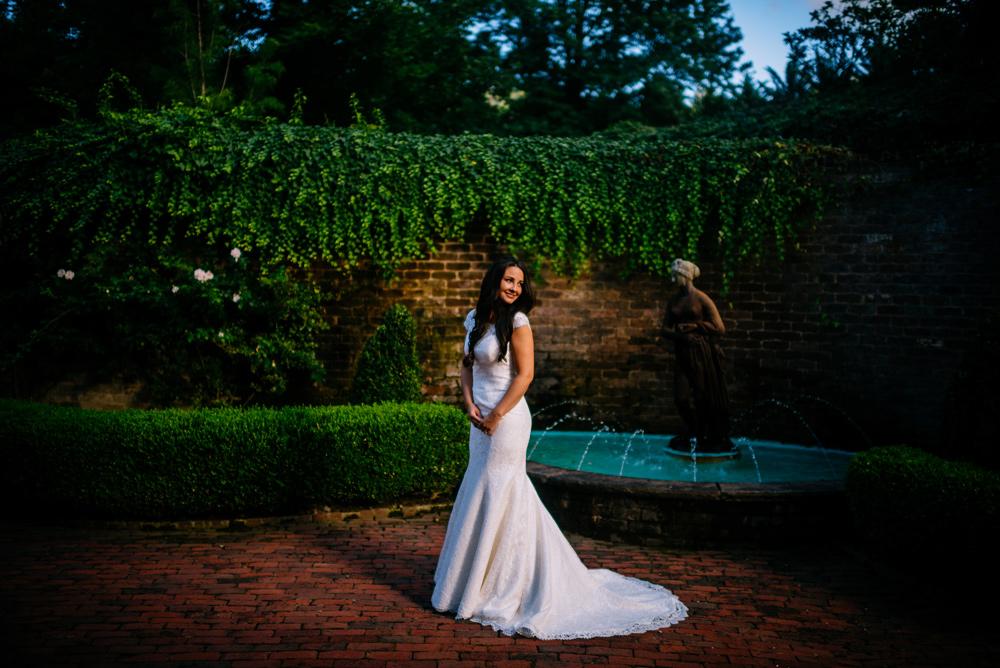 secret garden bride photos west virginia