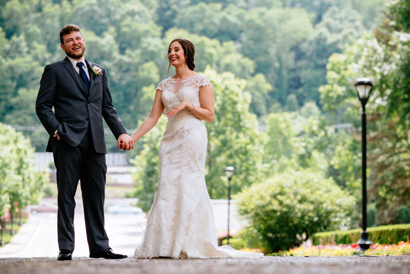 University of Charleston WV Wedding | Paige & Nick • The Oberports
