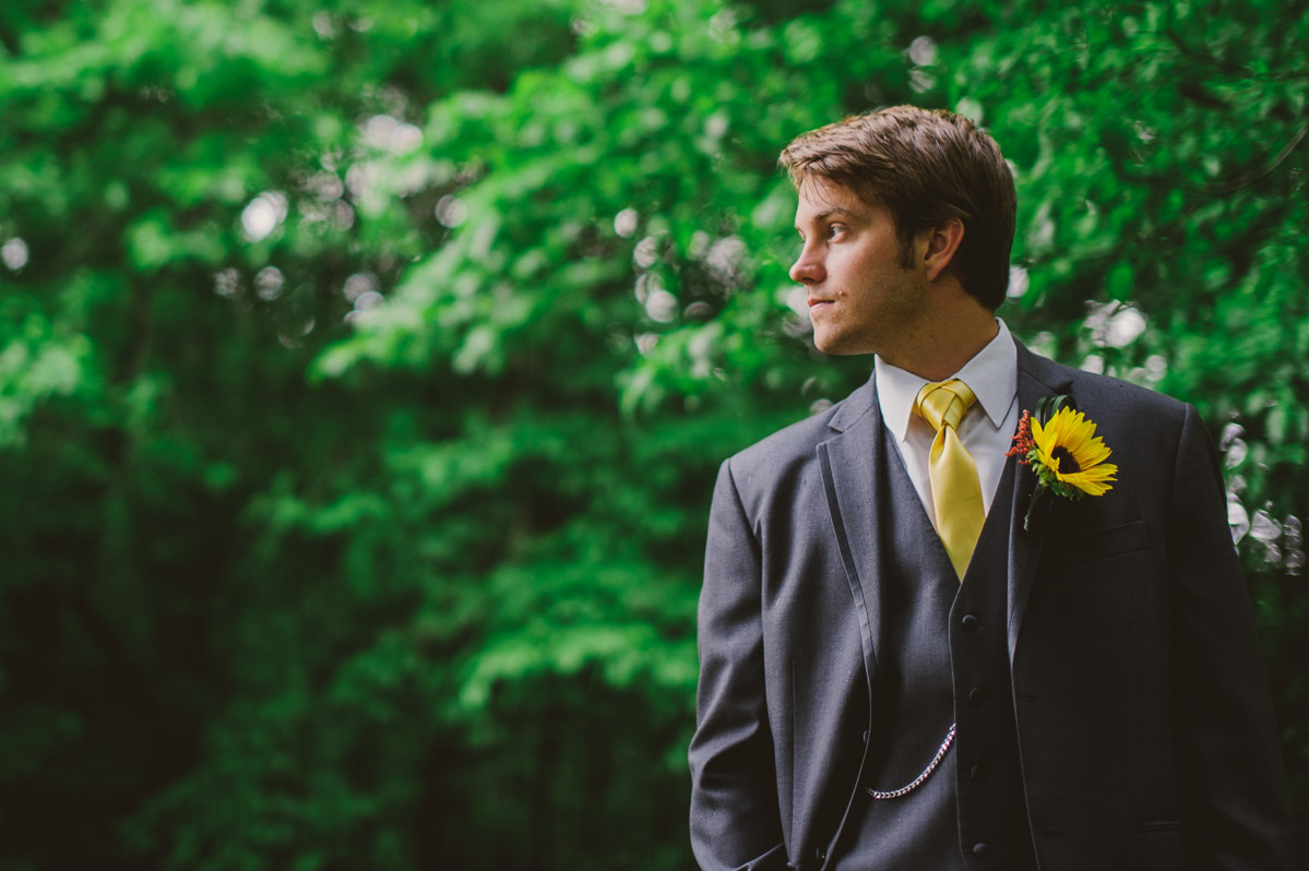 appalachian groom