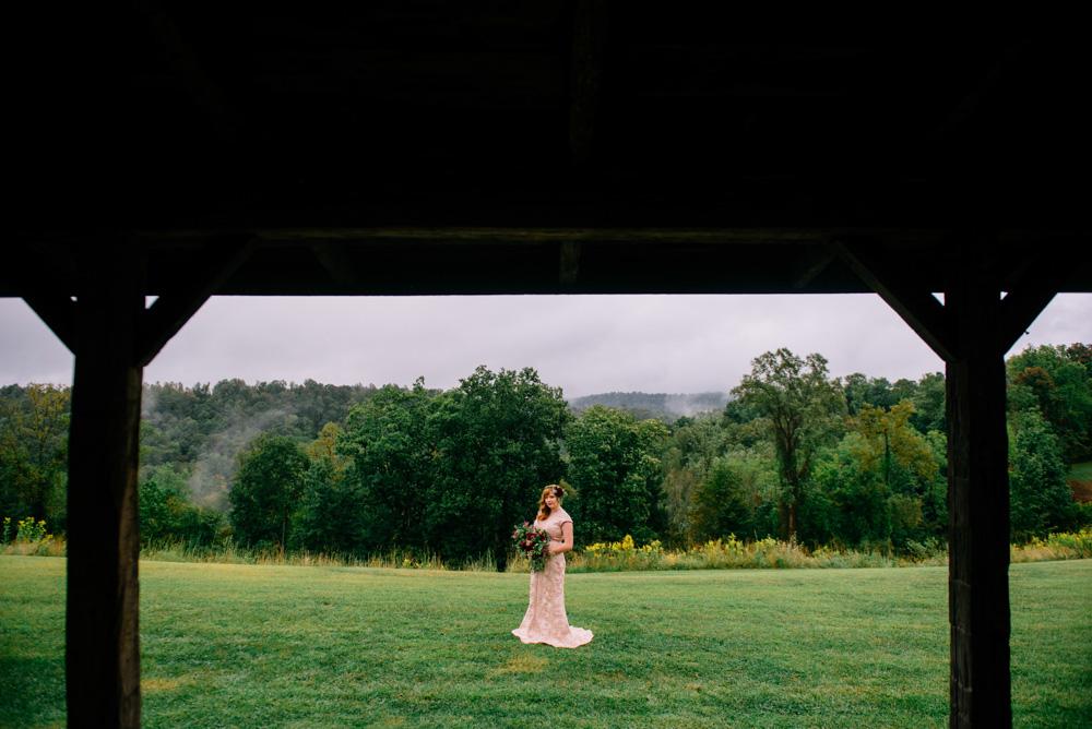 john ford inspired wedding photography bridal charleston wv