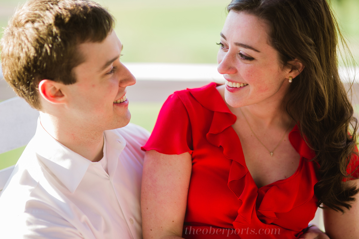 pennsylvania engagement photos by the oberports